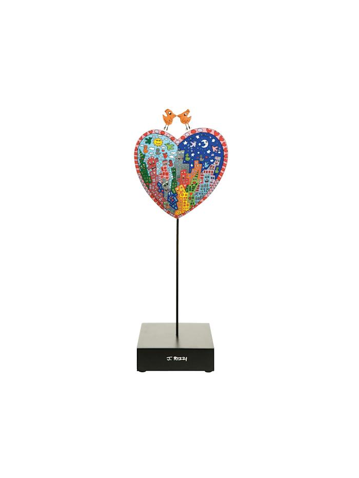 Goebel Goebel Figur James Rizzi - It`s Heart Not to Love My City, Rizzi - It's Heart Not to Love My City