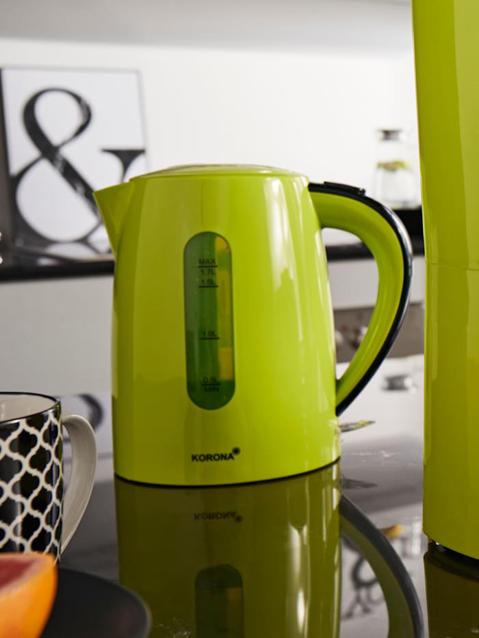 Wasserkocher 20133, 1,7 Liter, grün