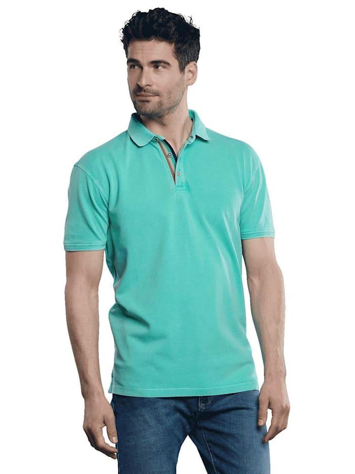 Engbers Poloshirt, Minttürkis