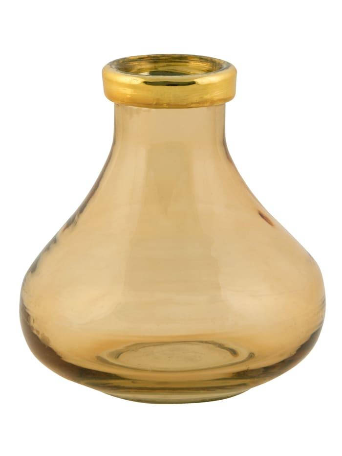IMPRESSIONEN living Vase, bernsteinfarben