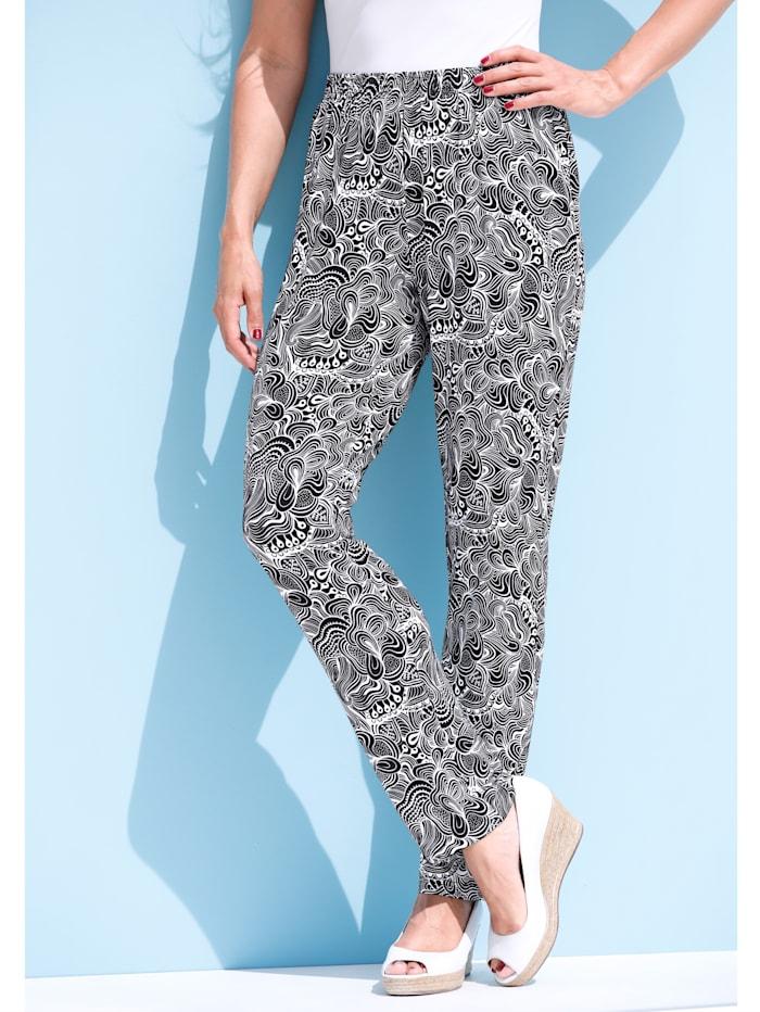 Pantalon de coupe confortable facile à enfiler