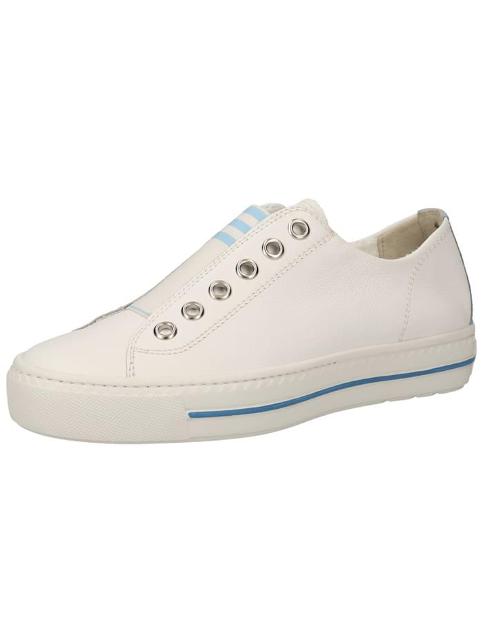 Paul Green Paul Green Sneaker, Weiß/Blau