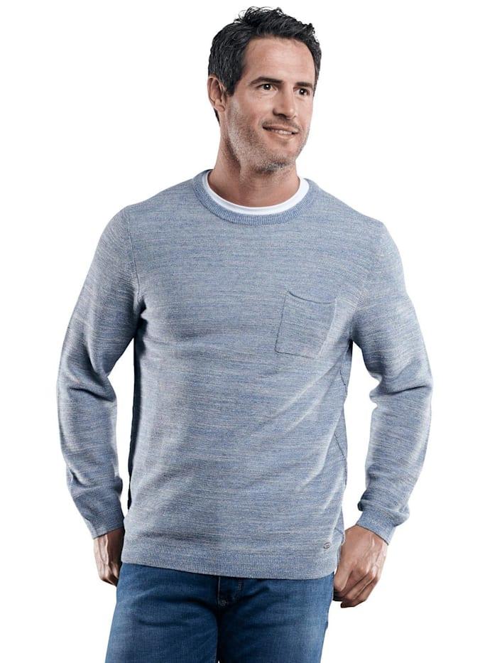 Modischer Pullover mit softem Warengriff