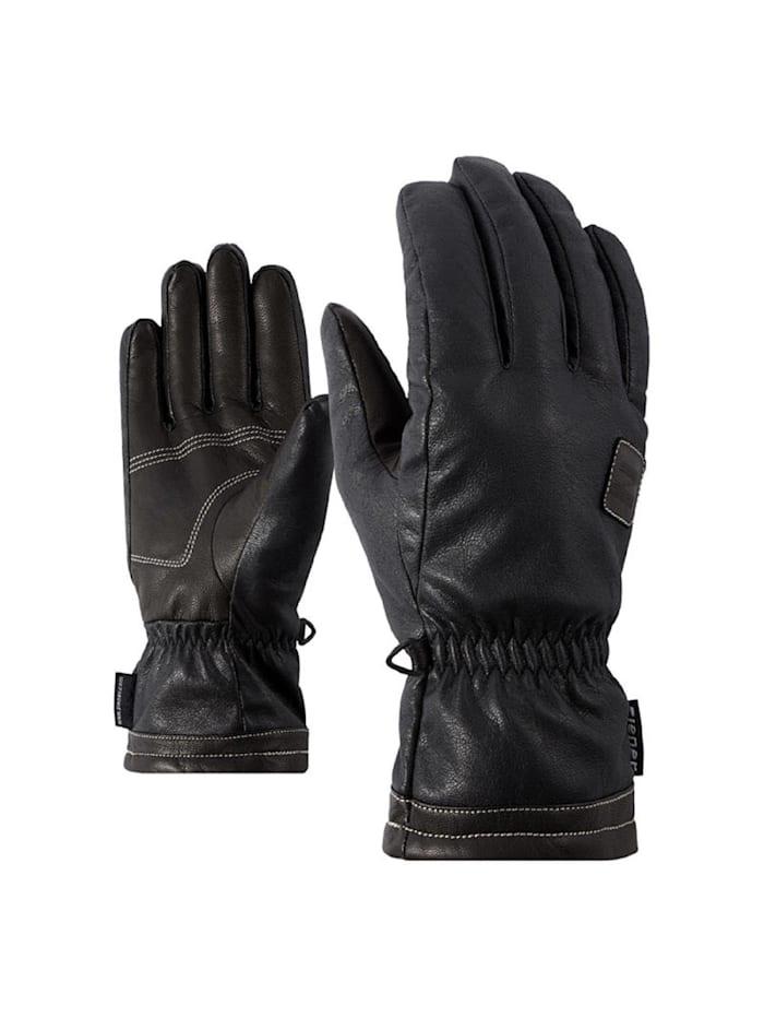 Ziener Ziener Handschuh ISOR, Schwarz