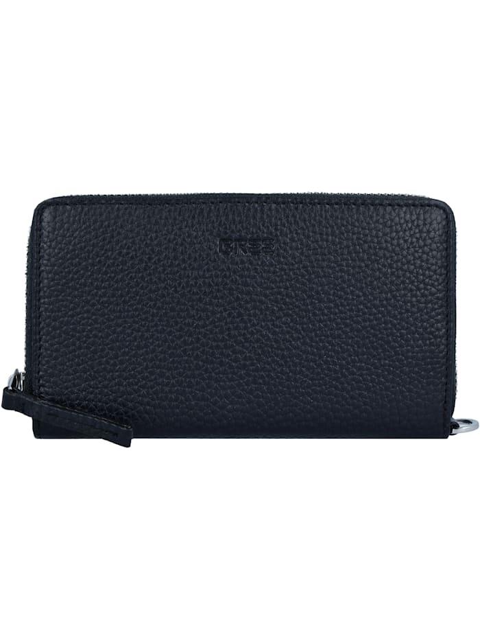 Bree Liv 134 Damen Geldbörse RFID Leder 15 cm, black