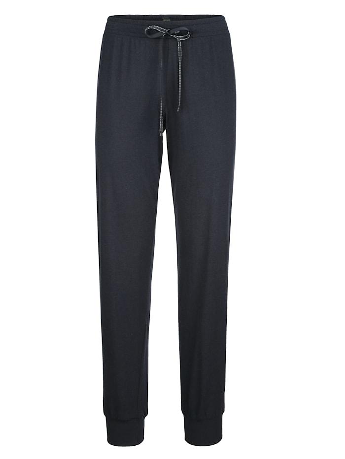 Pyjama avec courte patte de boutonnage