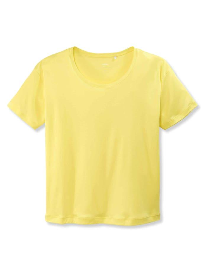 Calida Kurzarm-Shirt STANDARD 100 by OEKO-TEX zertifiziert, Elfin