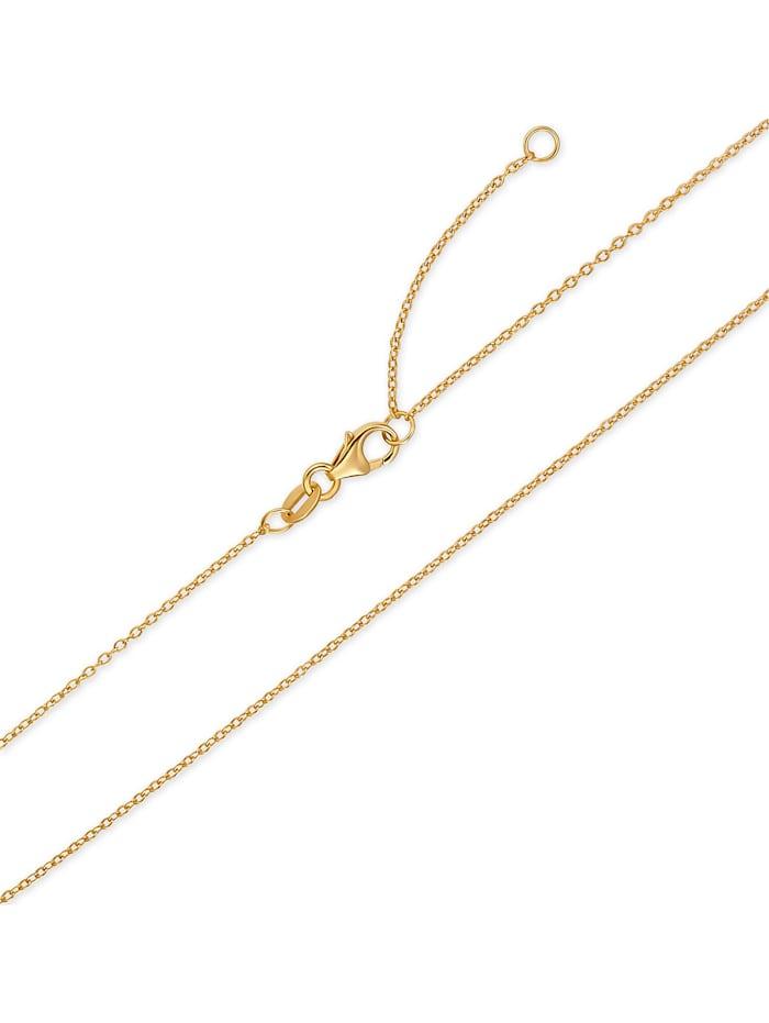 CHRIST Diamonds Damen-Kette 375er Gelbgold Diamant