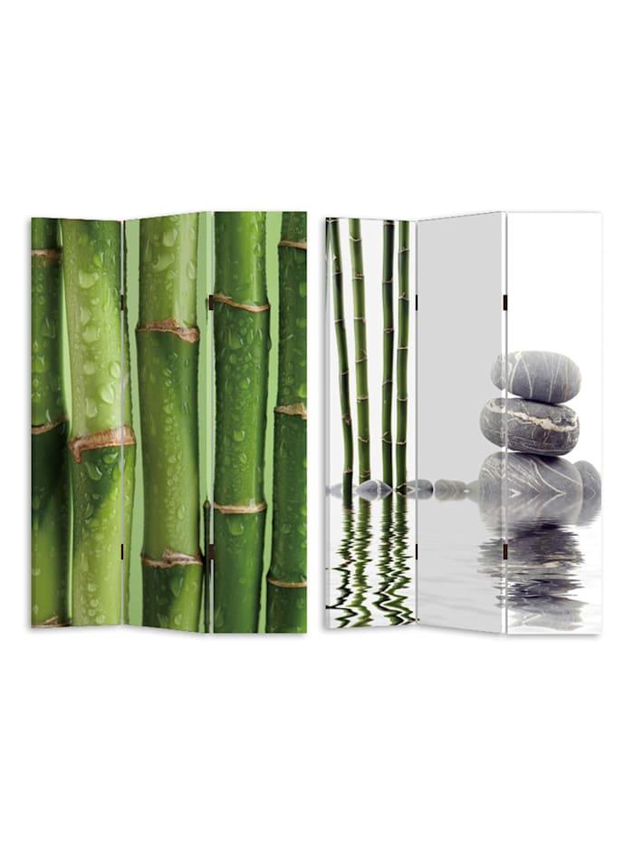Paravent Bambus 2