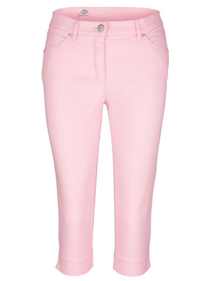 Capri Trousers in a a stretchy summer style
