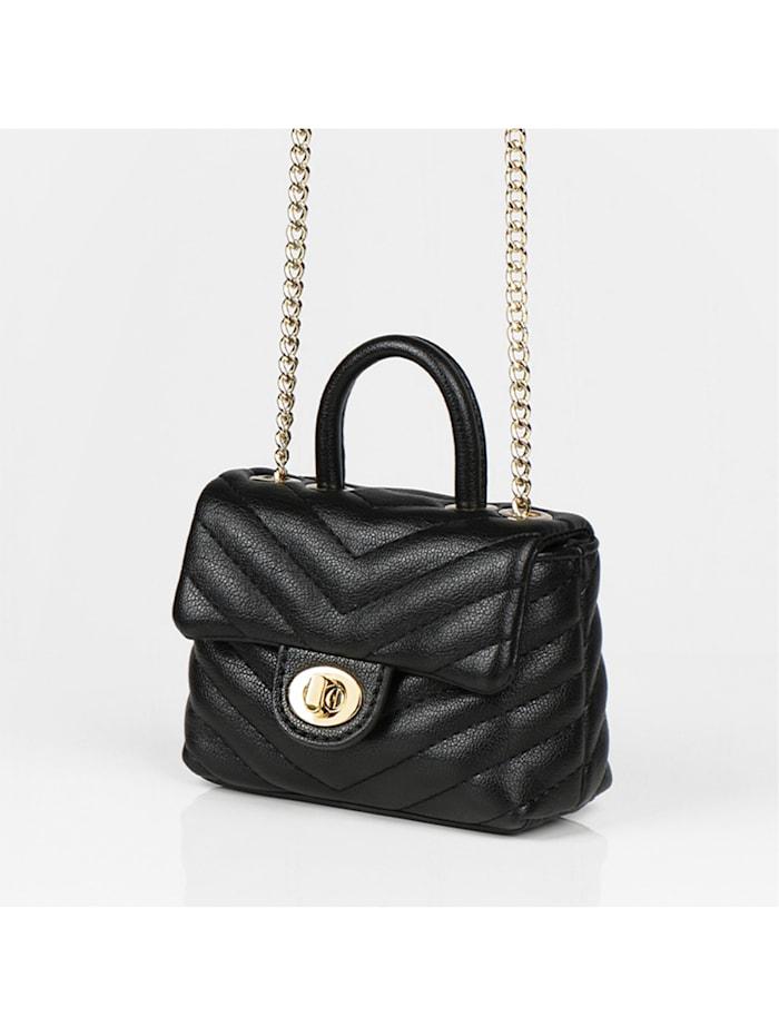 Seidenfelt V Family Mini Horsens Mini Bag Handtasche 11 cm, black