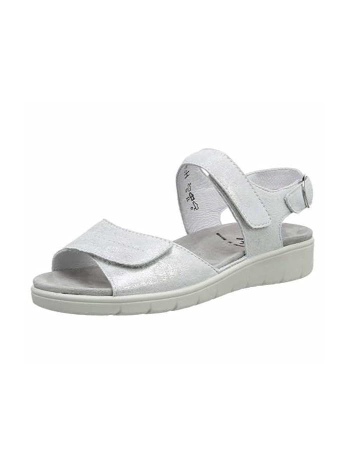 Semler Sandalen/Sandaletten, weiß