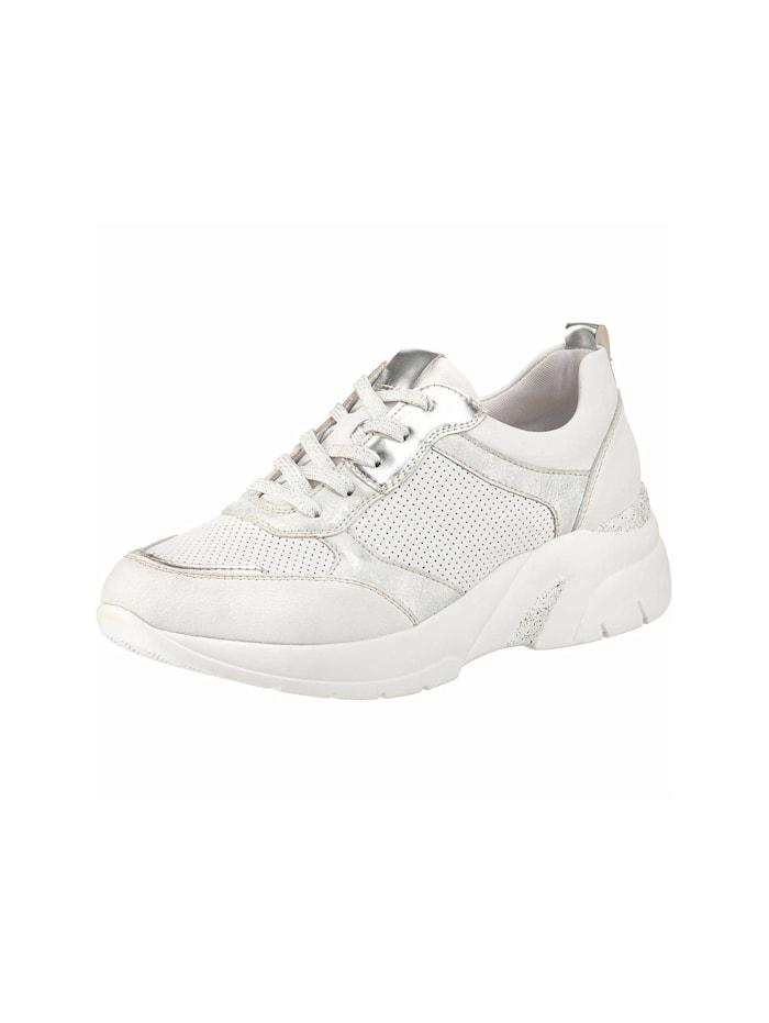 Remonte Sneaker Sneaker, weiß