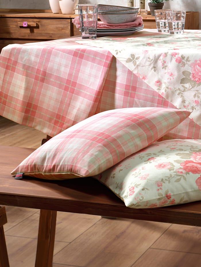 Hossner Kuddfodral – Olivia, rosa