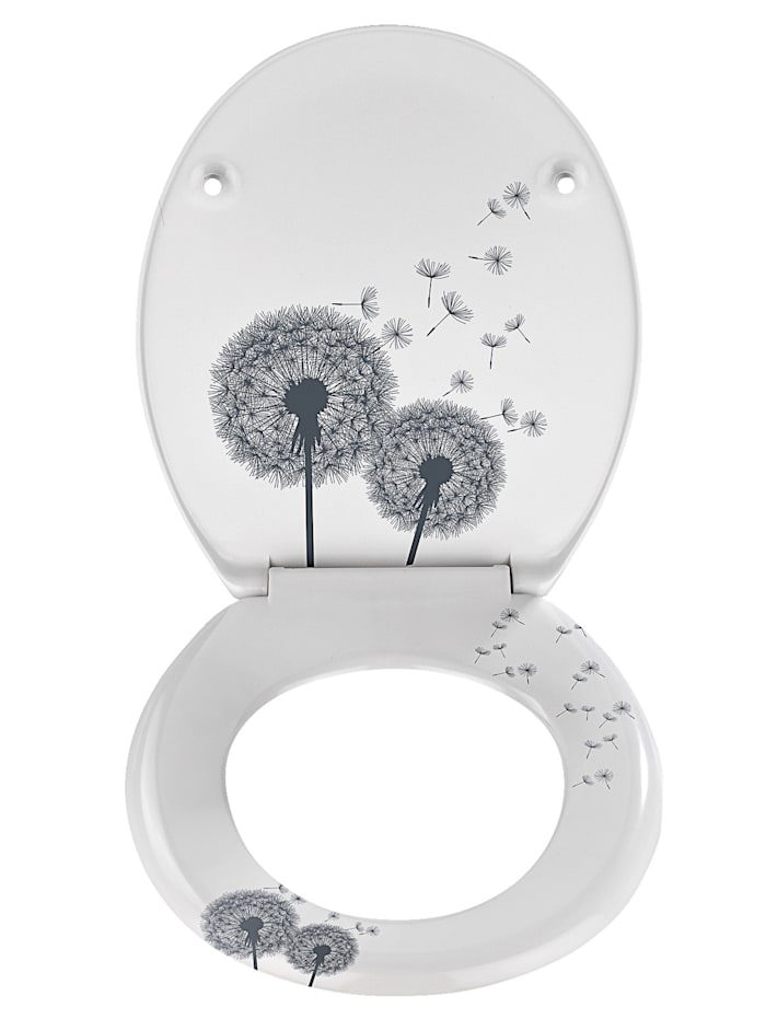 Toiletbril Paardenbloem