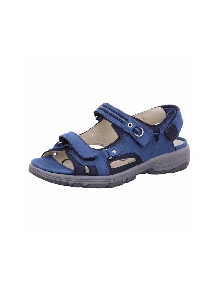 Waldläufer Sandale von Waldläufer, blau