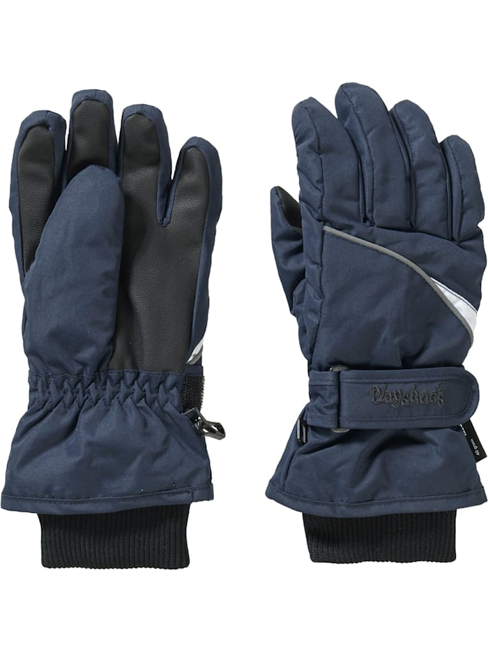 Playshoes Kinder Handschuhe, dunkelblau