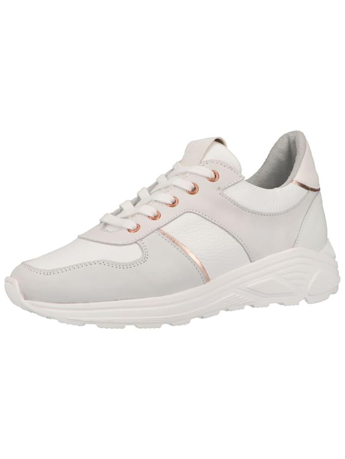 Steven New York Steven New York Sneaker, Weiß