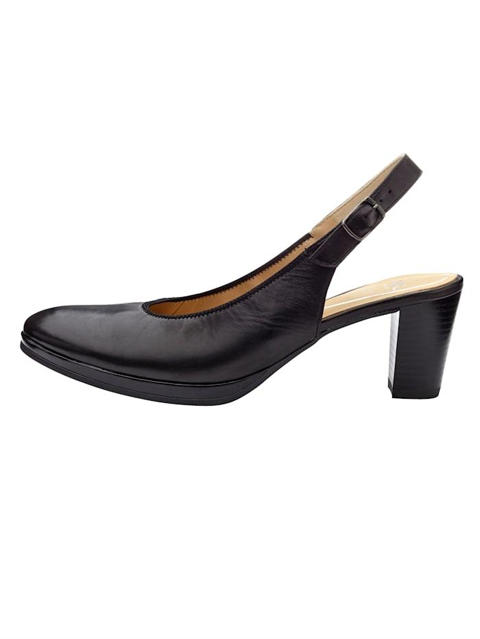 Slingback shoes