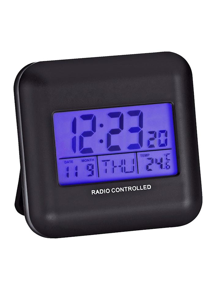 Radiokontrollert vekkerklokke