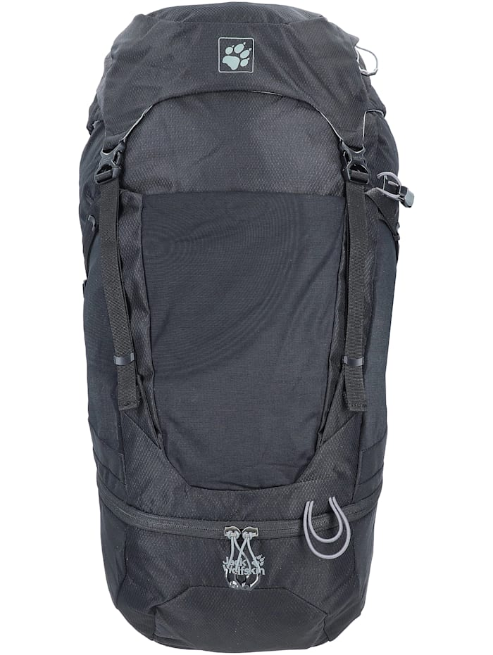 Jack Wolfskin Kalari Trail 42 Rucksack 60 cm, black