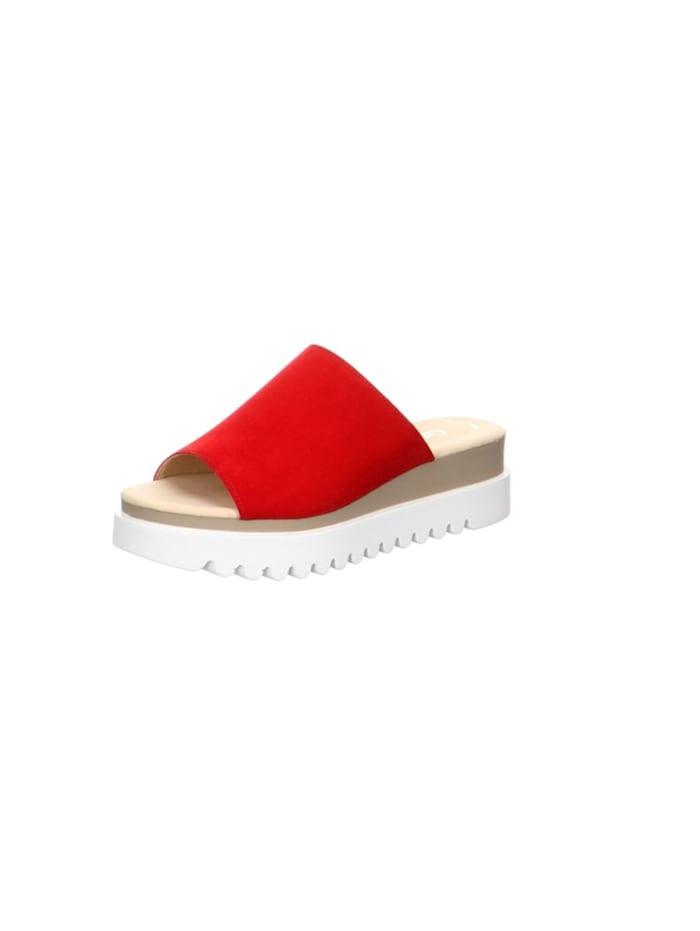 Gabor Pantoletten, rot