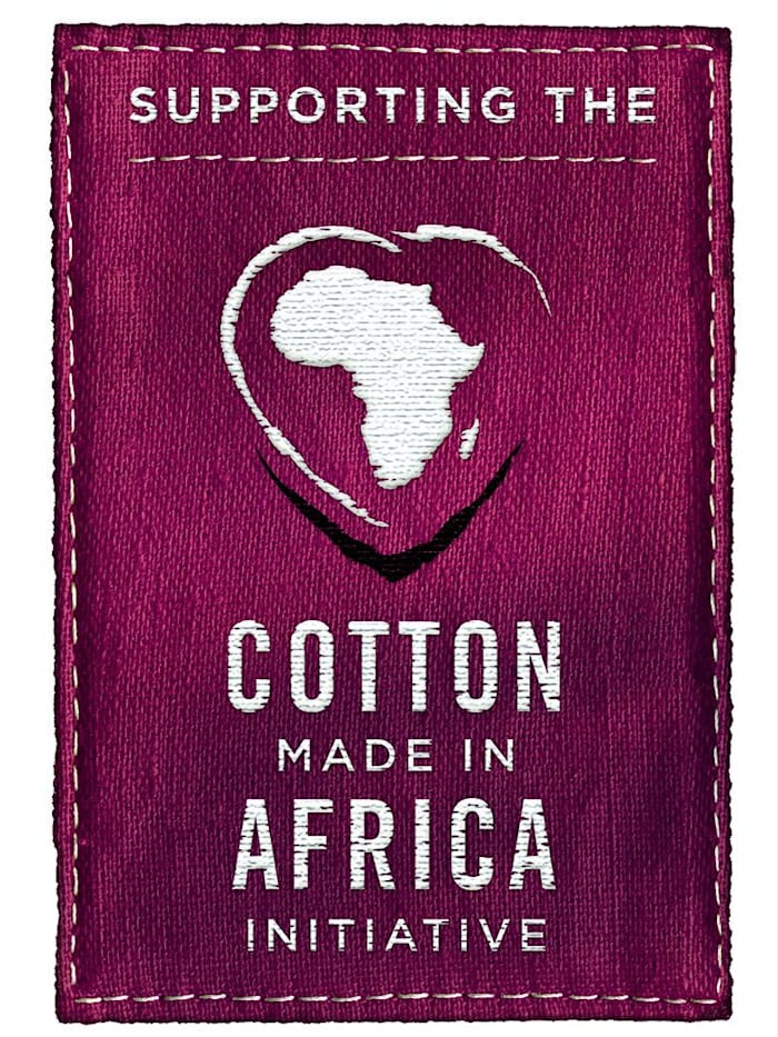Achselhemden aus dem Cotton made in Africa Programm