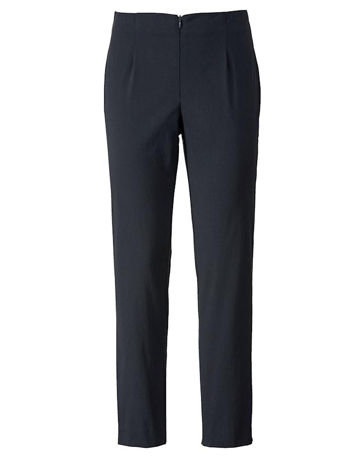 Pantalon 7/8 en coton mélangé