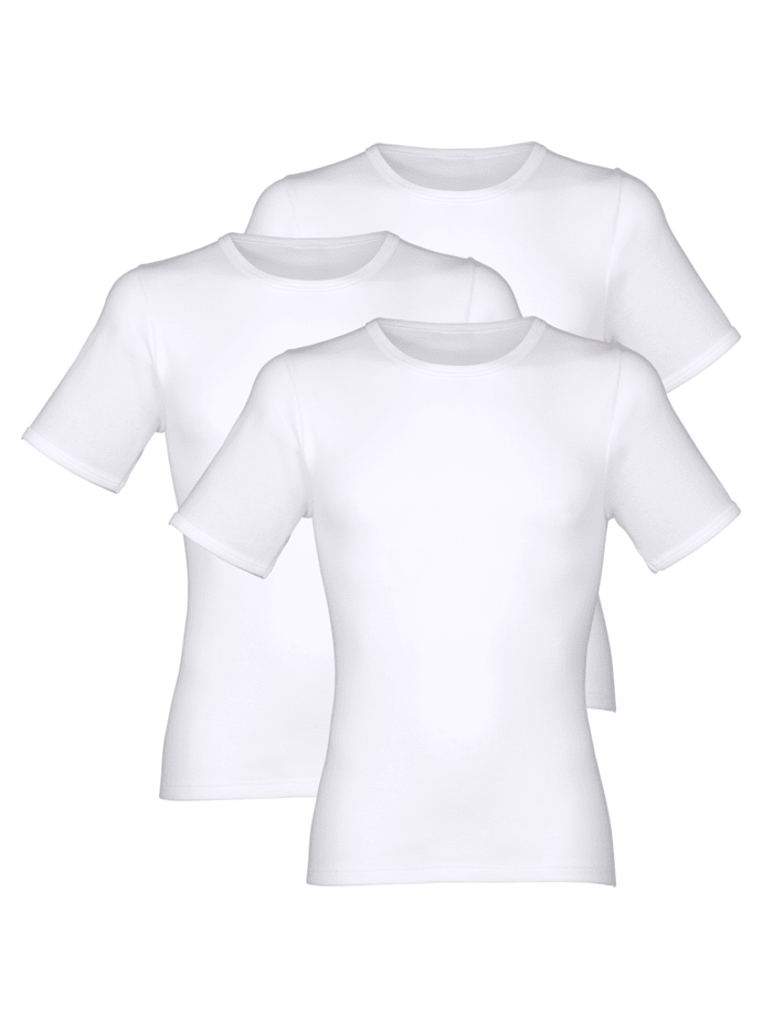 Shirts van merkkwaliteit, Wit