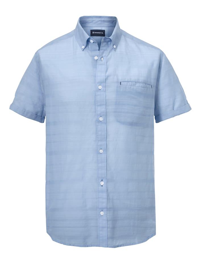 BABISTA Overhemd van luchtig licht zomermateriaal, Lichtblauw