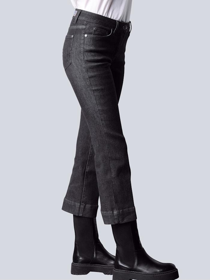 Jeans Culotte im 5-Pocket Style