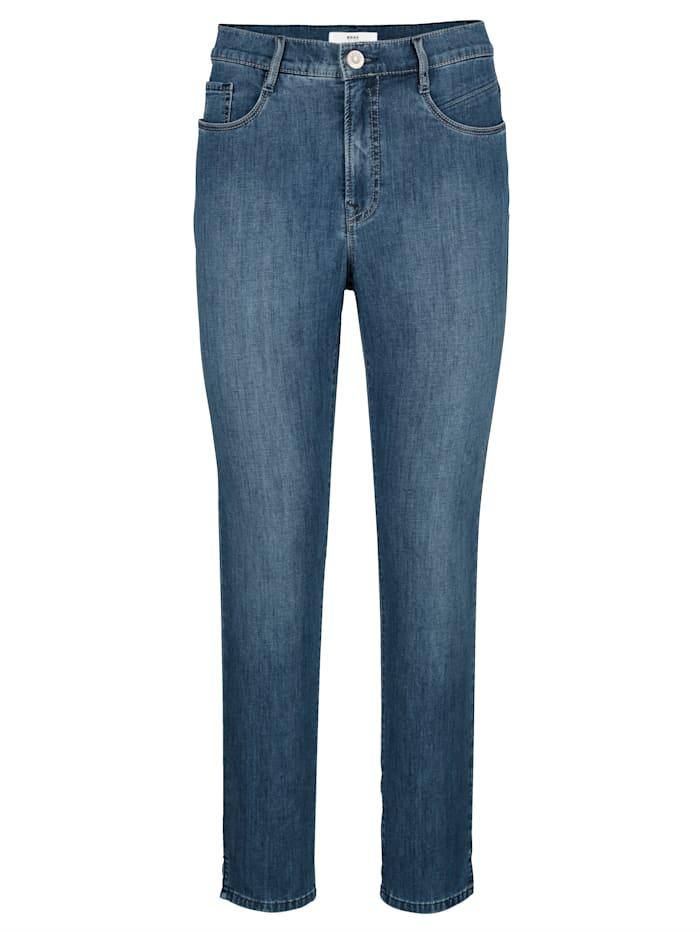 BRAX Jeans 'Mary S' in klassischer Form, Blue stone