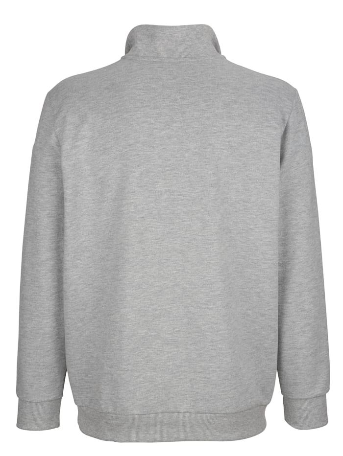 Sweat-shirt Broderie devant
