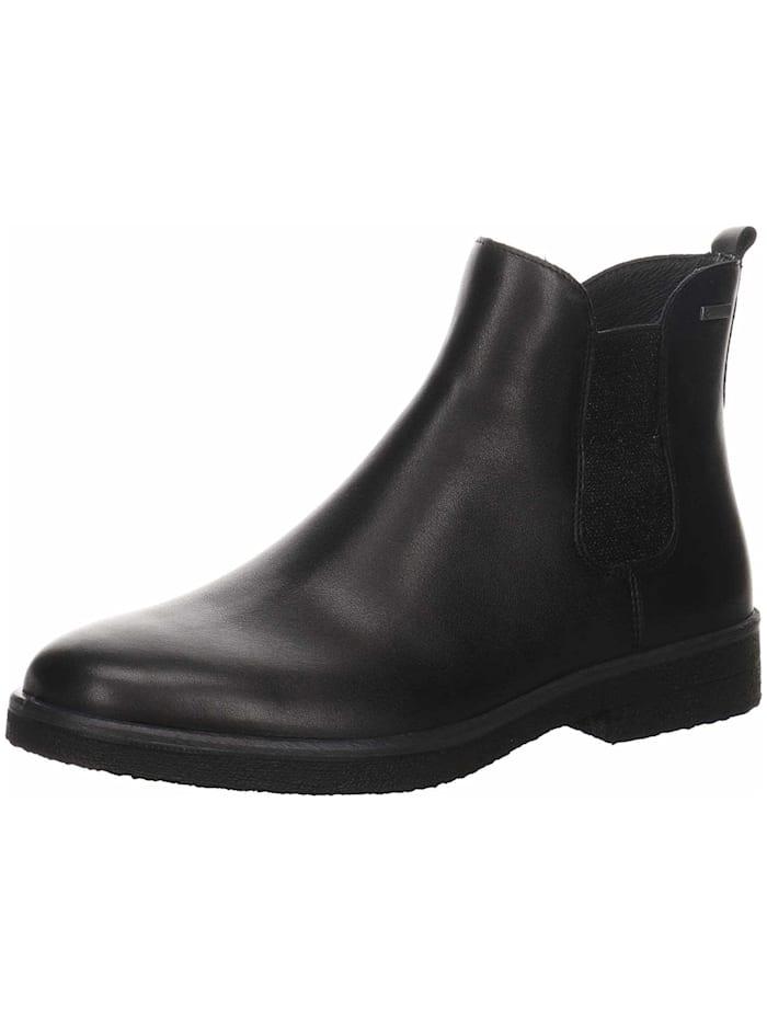 Legero Stiefelette Stiefelette, schwarz