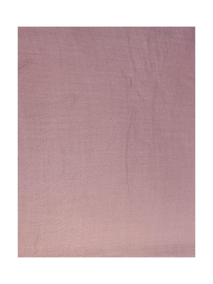 Schal mit modischem Farbverlauf