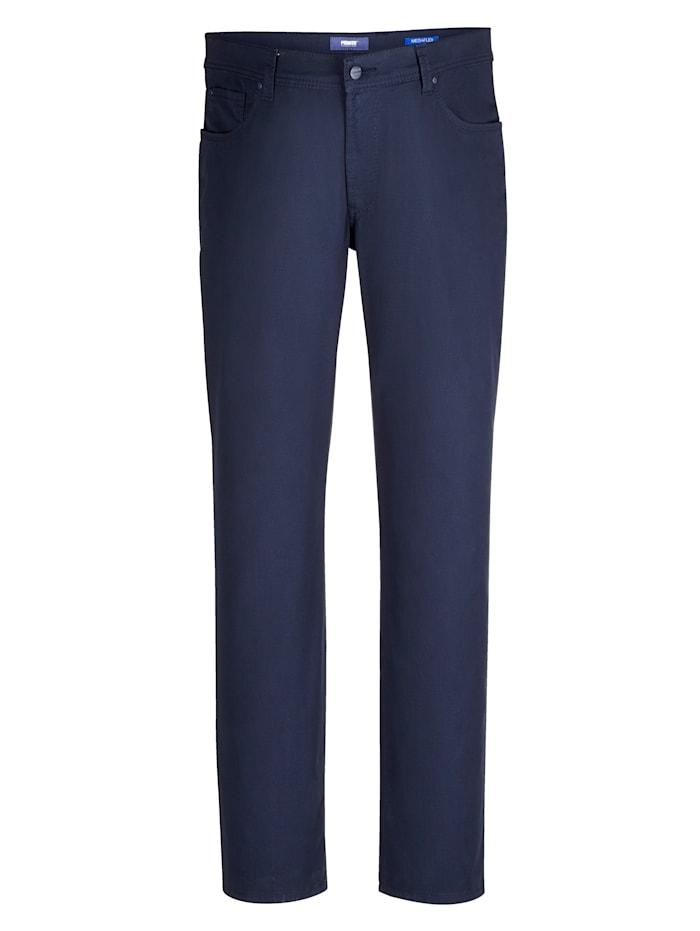 Pioneer Hose Straight Fit, Marineblau