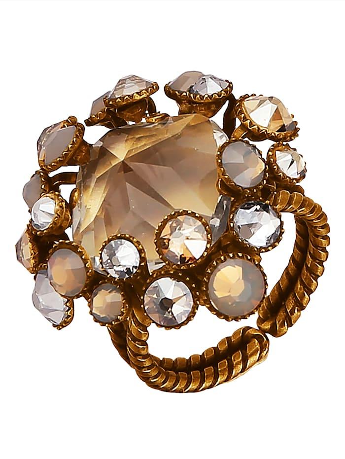 Dámský prsten, zlatá