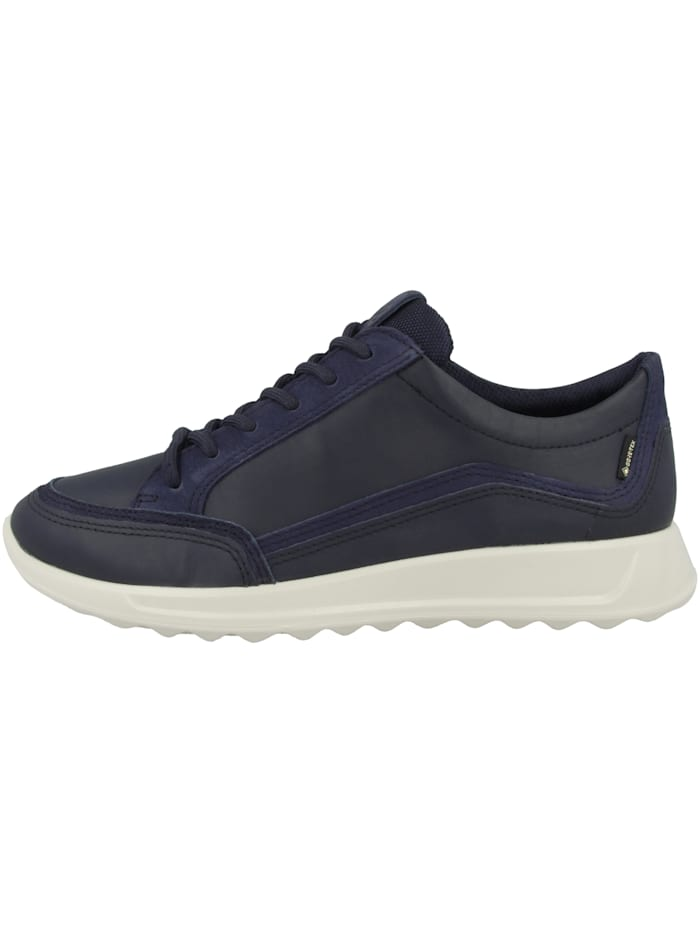 Ecco Sneaker low Flexure Runner W, blau