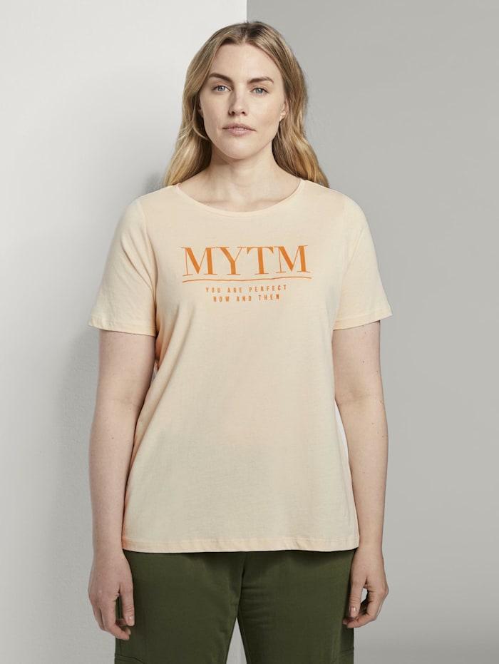 T-Shirt mit Artwork