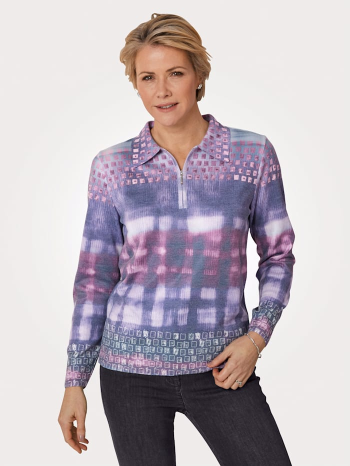 DiStrick Pull-over, Lilas/Rose