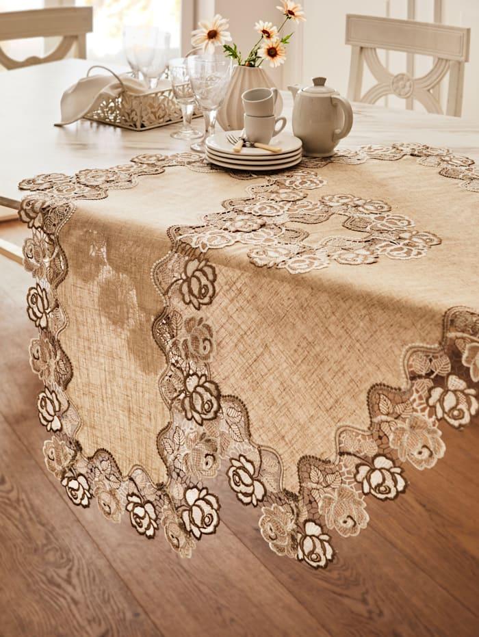 Webschatz Tischwäsche 'Ophelia', natur