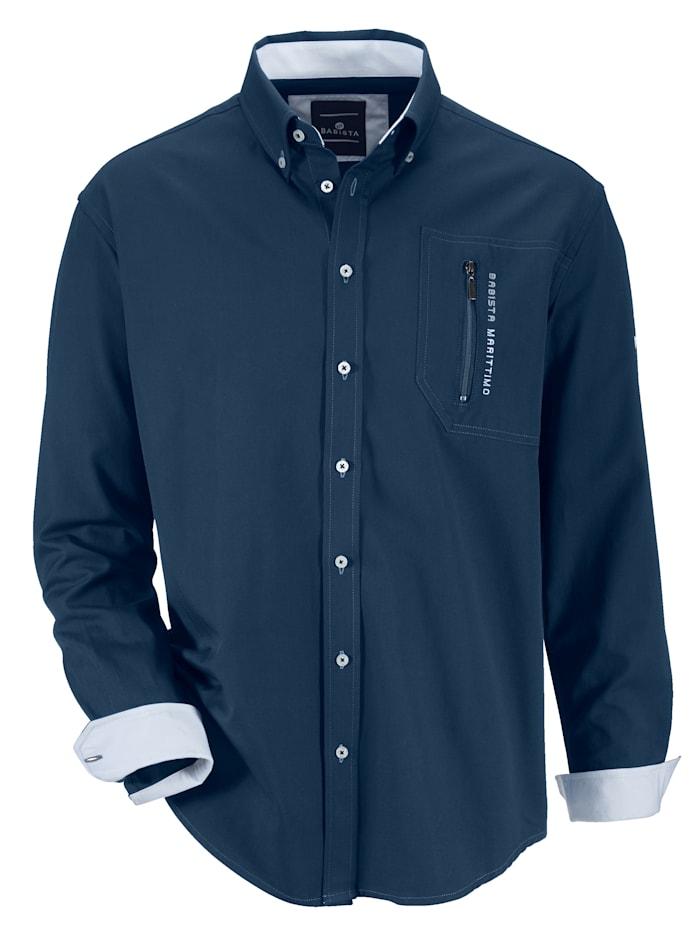 Hemd in strapazierfähiger Twill-Qualität