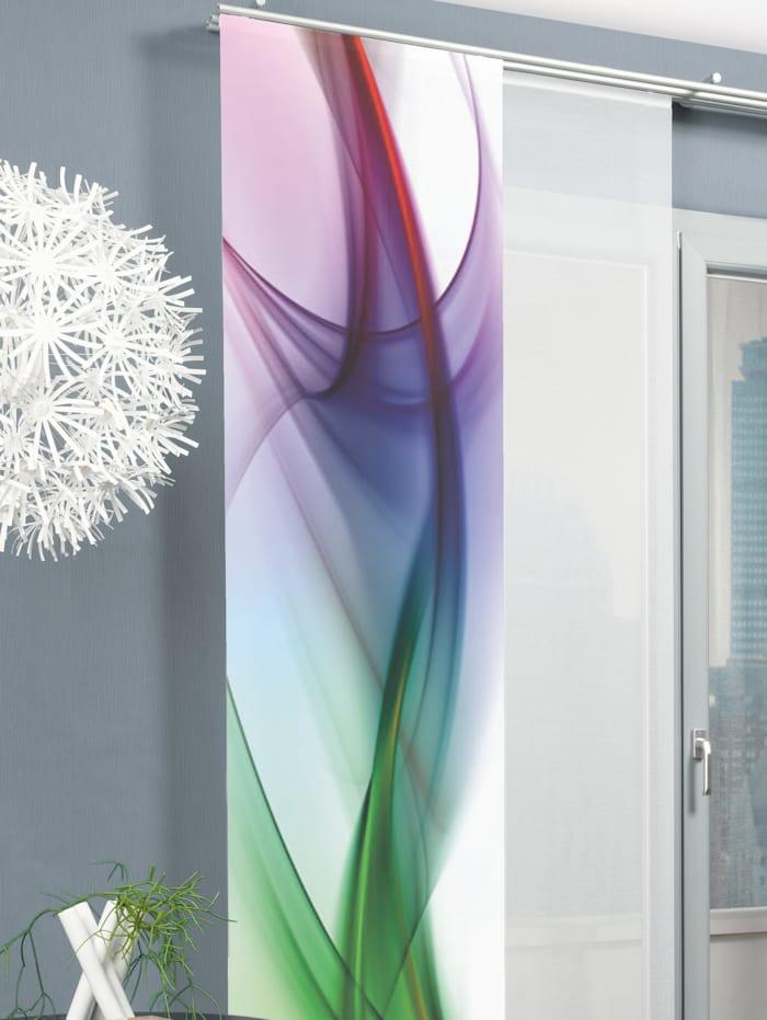 Home Wohnideen Paneelgordijn Clifton, multicolor