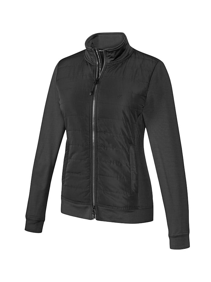 JOY sportswear Sportjacke POLLY, black