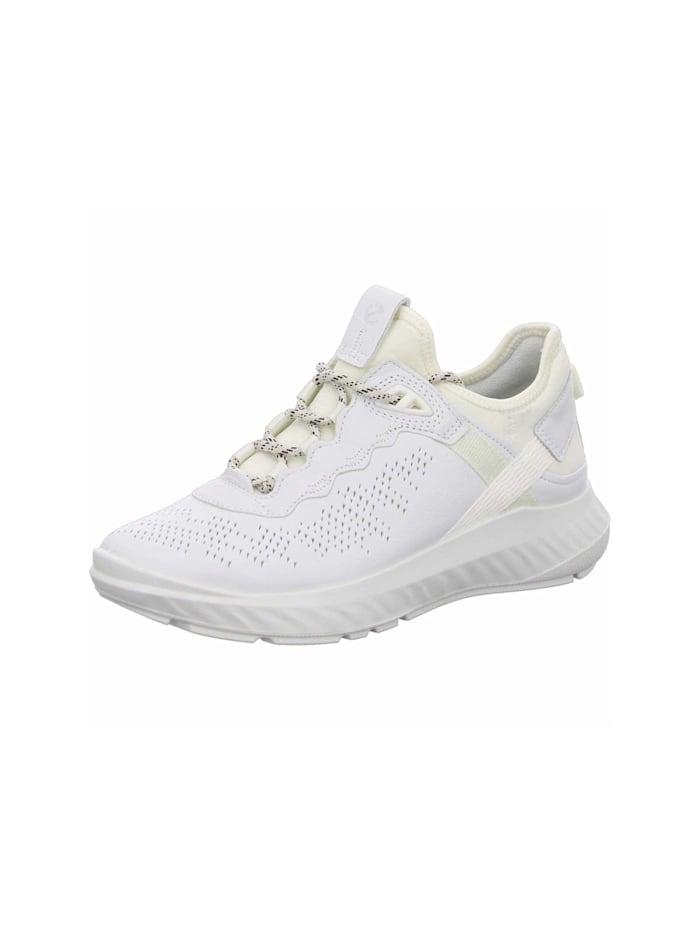 Ecco Damen Sneaker in weiß, weiß