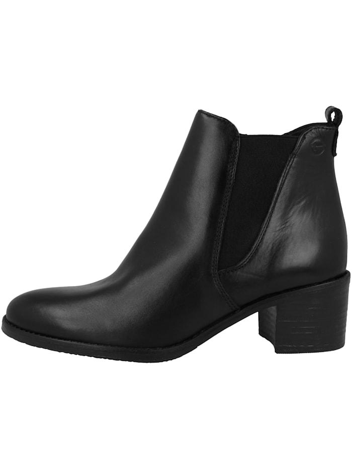 Tamaris Boots 1-25043-25, schwarz