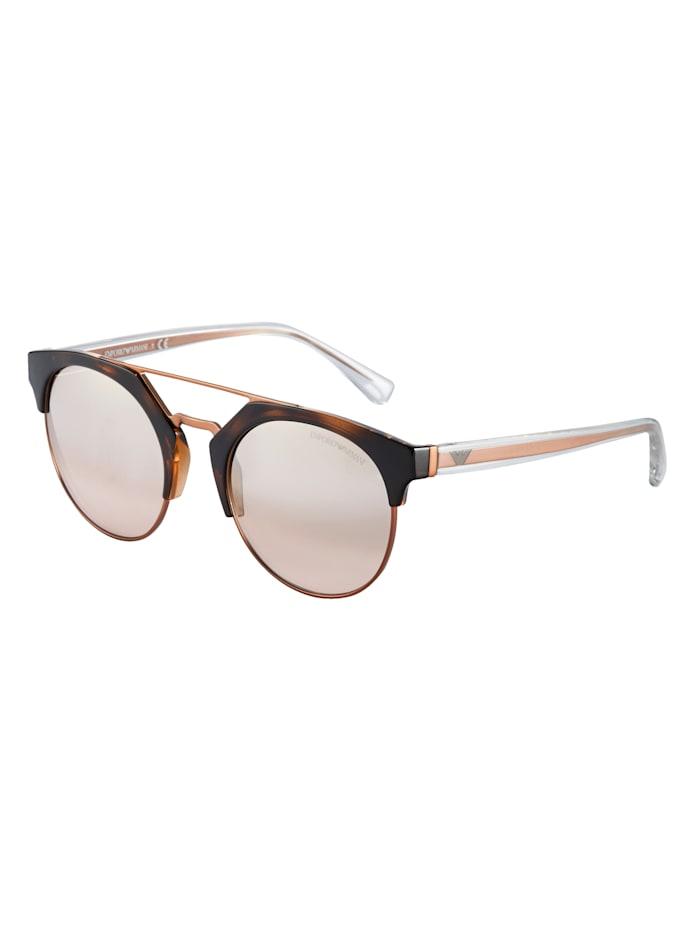 EMPORIO ARMANI Sonnenbrille, braun