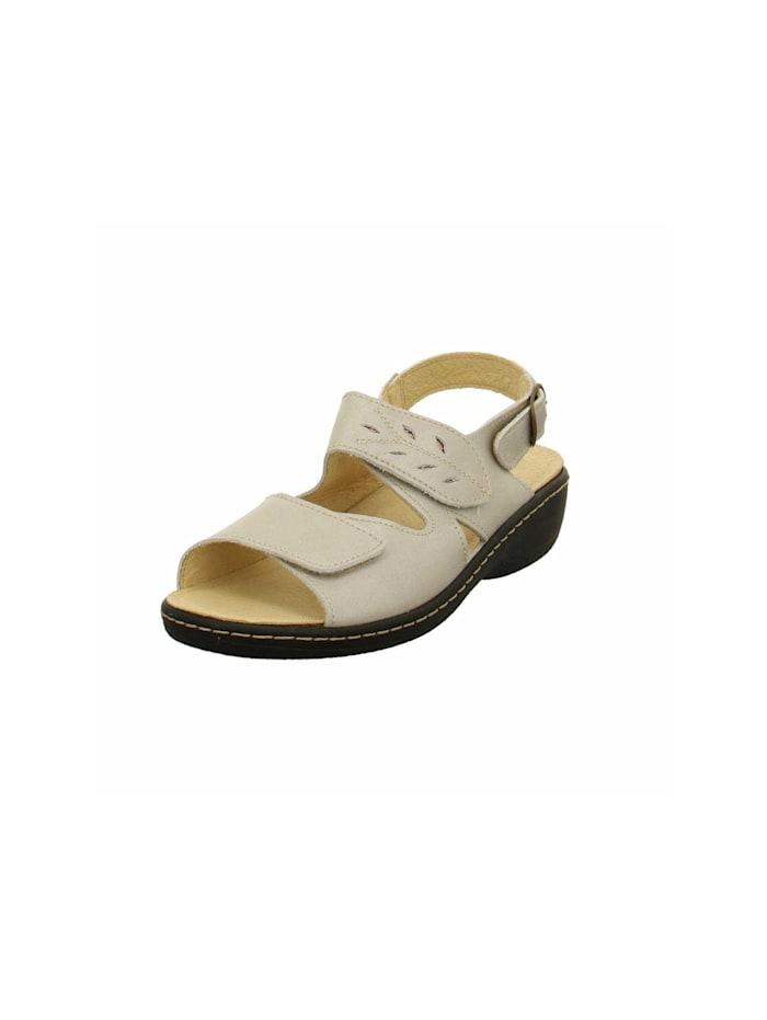 Hassia Sandalen/Sandaletten, beige