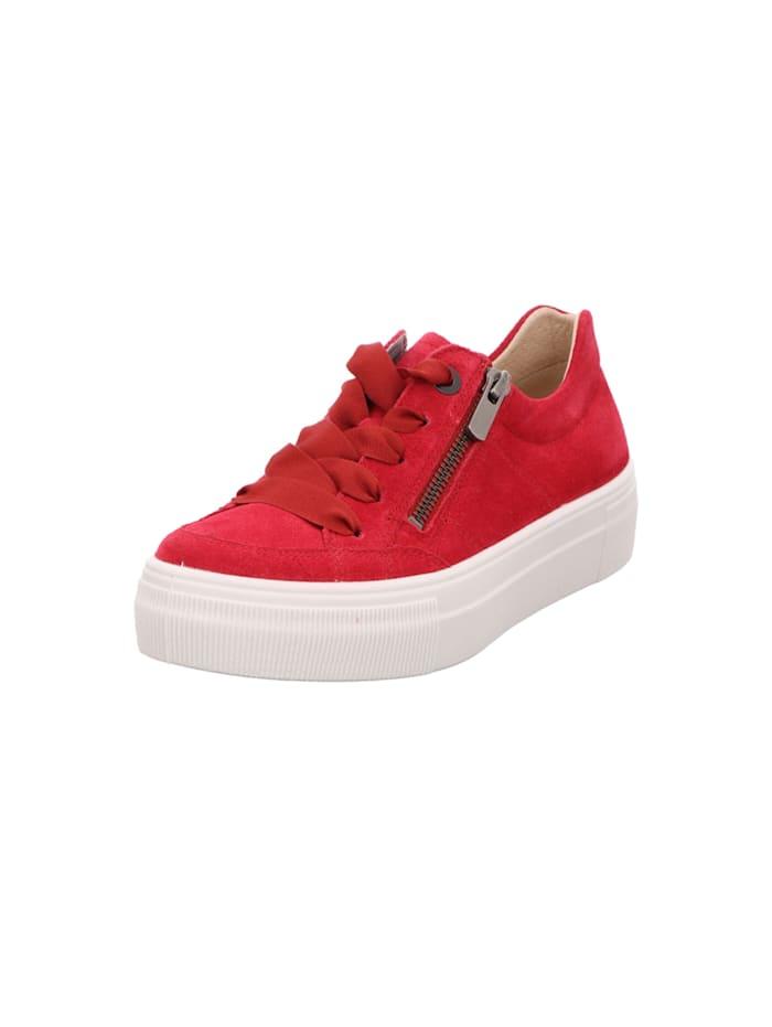 Legero Sneaker von Legero, rot