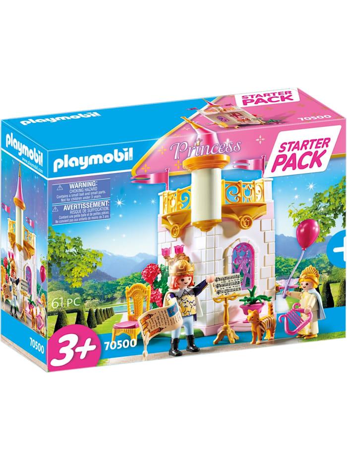 PLAYMOBIL Konstruktionsspielzeug Starter Pack Prinzessin, Bunt
